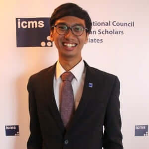 Humans of ICMS: Jonathan Dason