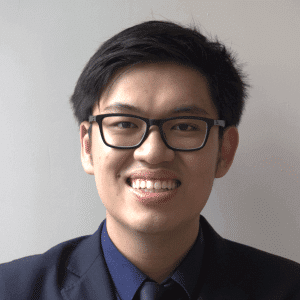 Humans of ICMS: Kenny Liew