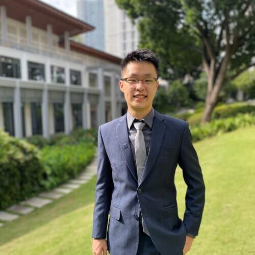William Low Jun Sheng